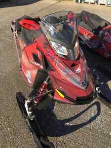 2011 Ski-Doo Renegade 600 Sport ACE. 202 Miles!!! Regina Regina Area image 1