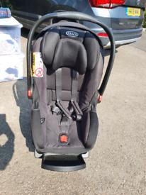 Car seat abd Isofix