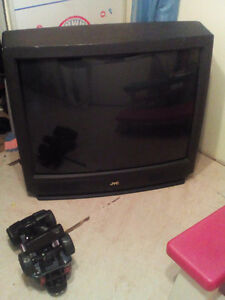 "36"" tv with romote"