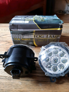 Fog light 20$