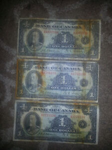 Londons largest and best collection of old paper money.300 ads.. London Ontario image 4