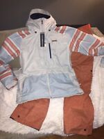 NEW O'neill snow suit jacket and pants Sz large