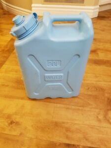 20 litre Scepter military grade water jugs