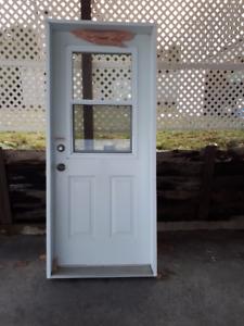 Porte de maison