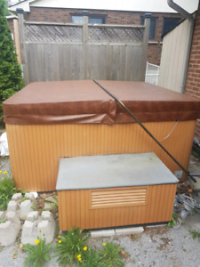 Beachcomber Hot Tub - $2500 obo