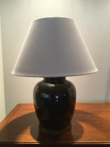 New table lamp