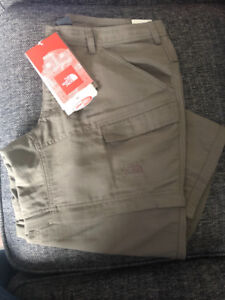 NWT Women's The North Face convertible pants