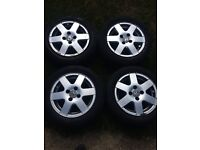 Volkswagen alloy wheels 14s