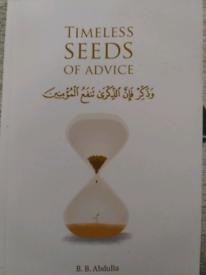 Timeless Seeds of Advice