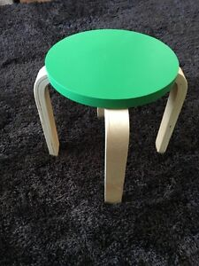 Stool table chair (7 colours NEW in a box)