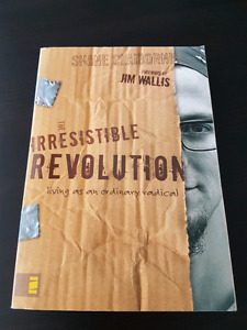 The Irresistible Revolution by Shane Claiborne - Christian Books