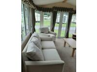 Great condition static caravan for sale near Edinburgh and the Borders