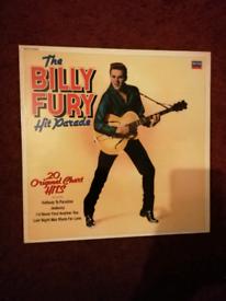 Billy Fury 12in Vinyl Album.