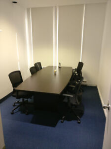 Bay Street - shared office space. Excellent downtown location
