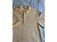 Fred Perry pique polo shirt