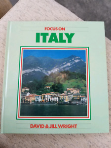 """Book """"Focus on Italy """""""