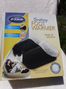 Dr. Scholl's Soothing Foot Warmer
