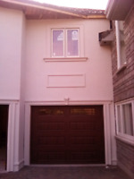 EXTERIOR STUCCO AND PARGING