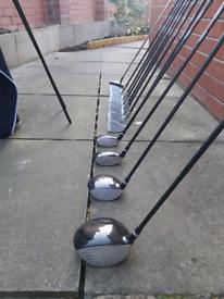 Wilson Golf Clubs Full Set