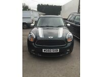 MINI Countryman 1.6I 16V ONE (green) 2011