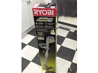 Ryobi cordless trimmer