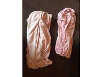 Cot/cot bed fitted sheets