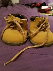 Build-a-bear Timberland boots