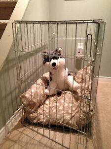 Dog Kennel - collapsable