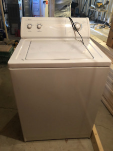 Whirlpool washer & Dryer in perfect condition