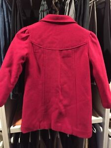 Girl's Fall /Winter  dress Jacket  - size 6/7 Kitchener / Waterloo Kitchener Area image 3