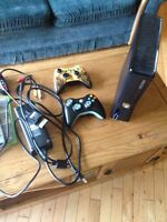 Mint Xbox 360 with games
