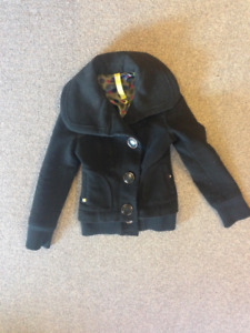 Soia and Kyo Wool Jacket