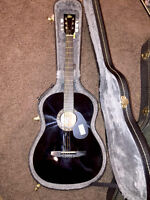 Free brand new acoustic guitar worth $200.00 with guitar lessons