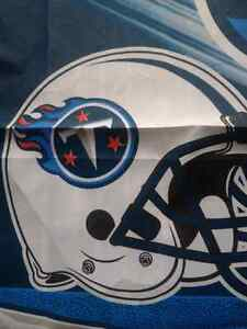 Tennessee Titans Garden Flag 3' x 2 1/4' NFL National Football L London Ontario image 5