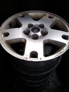 4 beau mag ford 5/114.3 16 pouce 180$