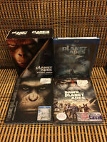Planet of the Apes: 8 Film Collection (9-Disc Blu-ray)Originals,
