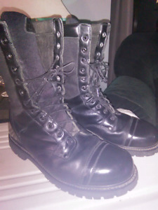 Rocky leather 12inch boots