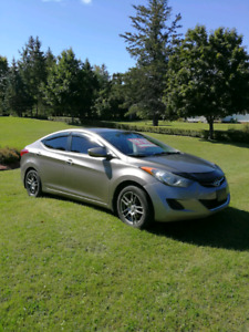 For Sale - 2013 Hyundai Elantra