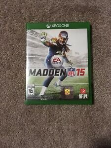 Madden 15 For Xbox One