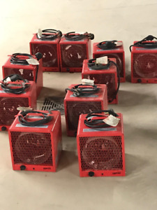 Construction 220 Space Heaters for Sale