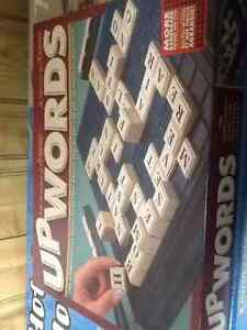 Up words from the maker of Scrabble - 1997 edition