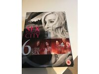 Sex and the City - Series 6 Boxset - DVD