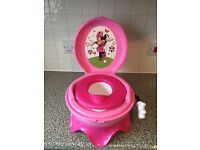 Minnie Mouse 3 in 1 potty