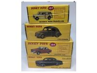 dinky cars in the box x6