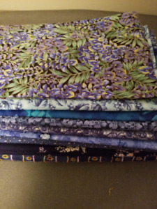 Fabric for Crafts etc,