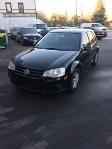 2008 city golf. Certified and etested