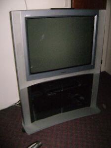 Télé Sony Cathodique