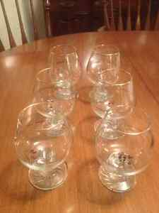 Crystal Brandy Snifters Prince George British Columbia image 1