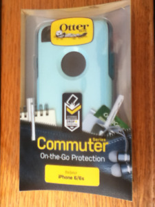 Otter Box Case for iphone 6 or 6s Commuter Series Gently Used
