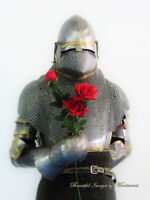 Knight-A-Grams for Valentine's Day